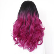 wavy-black-to-wine-red-ombre-synthetic-lace-front-wig-23099-v2