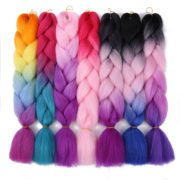 24inch-Crochet-Braids-Ombre-Jumbo-Braid-Colored-Hair-Extensions-Synthetic-Heat-Resistant-Bulk-Hair-for-Braiding (1)