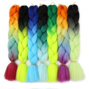 24inch-Crochet-Braids-Ombre-Jumbo-Braid-Colored-Hair-Extensions-Synthetic-Heat-Resistant-Bulk-Hair-for-Braiding (2)
