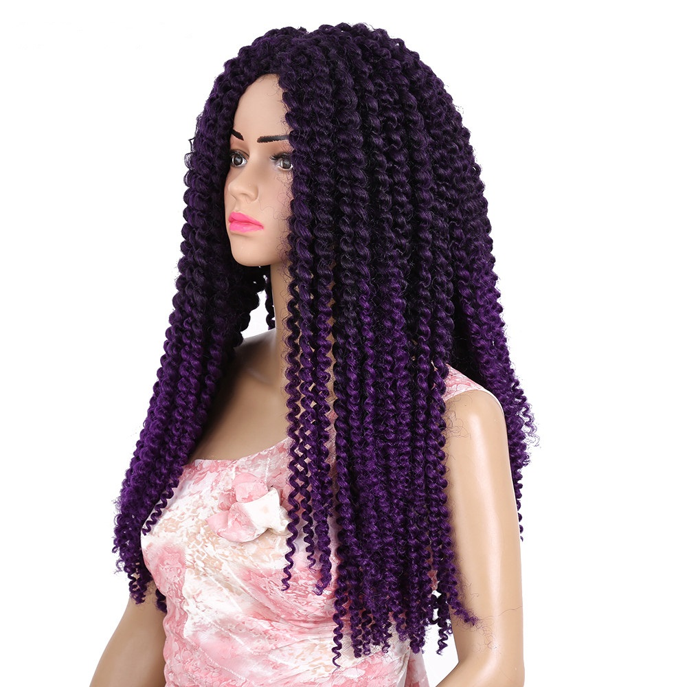 18inch Jamaican Bounce Crochet Hair Braids Synthetic Hair Extensions